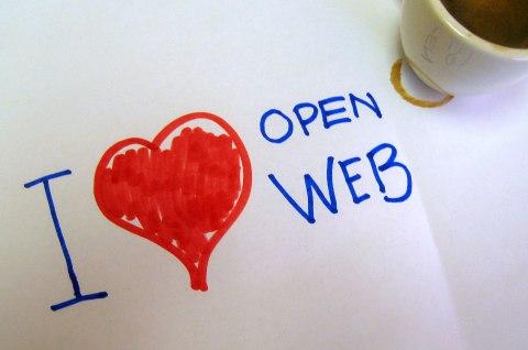 Web heart pic